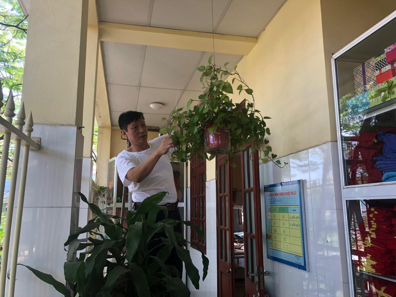 Bài dự thi:  Viết về gương điển hình tiên tiến; Người tốt, Việc tốt trong phong trào thi đua yêu nước quận Hà Đông